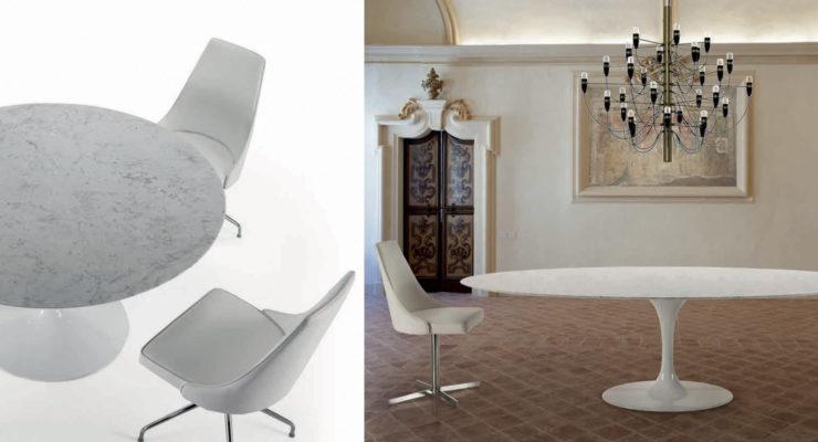 Prezzi tavoli di lazzaro cheap tavolo seven con piano in marmo with prezzi tavoli di lazzaro - Prezzi tavoli di lazzaro ...