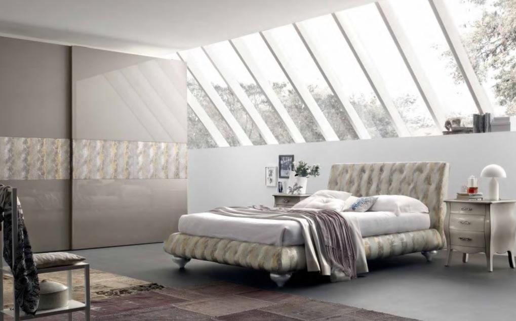 Camera vogue con letto zivago pignoloni for Pignoloni arredamenti