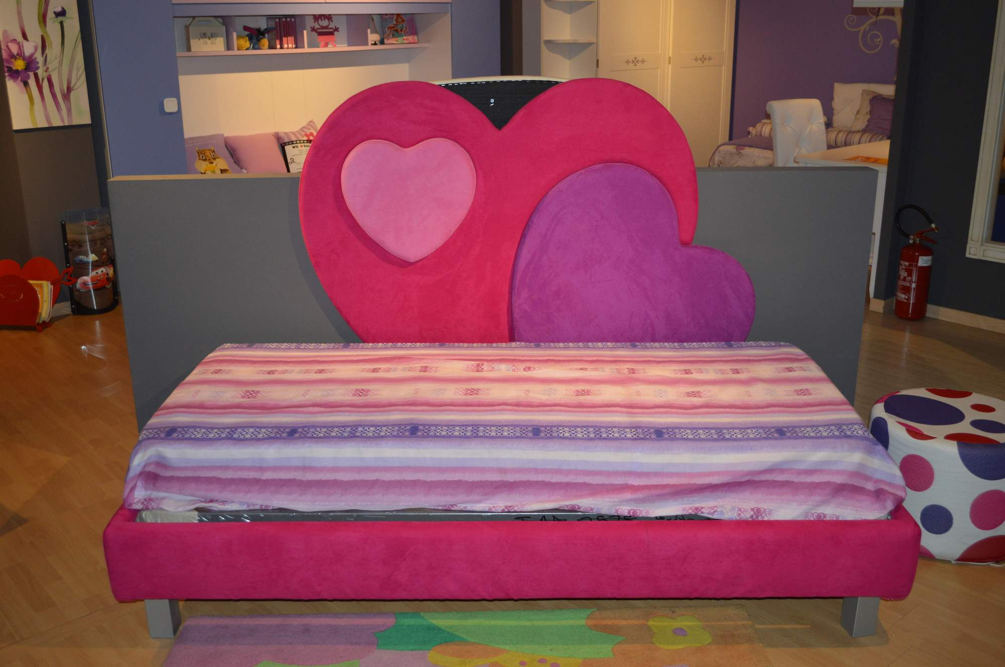 Beautiful Letto A Cuore Contemporary - Design and Ideas ...